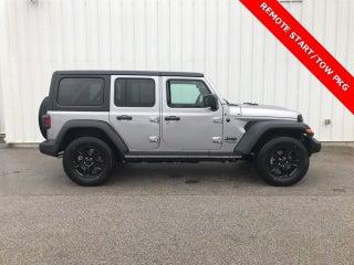 Don Vance Jeep >> 2020 Jeep Wrangler Sport Altitude