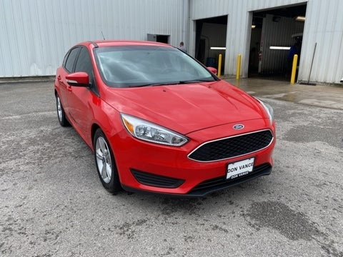 Don Vance Ford Marshfield Mo >> 2016 Ford Focus Se